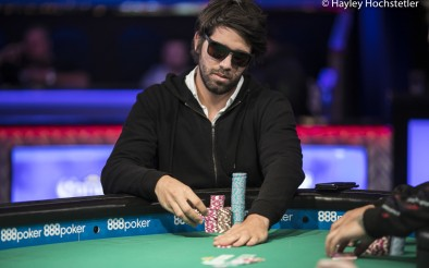 Manuel Ruivo chega à mesa final do WSOP
